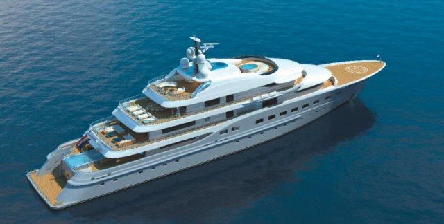 Yacht Sun