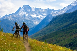 Mountain Biking British Columbia