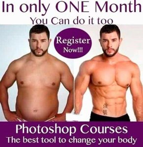 lose-weight-photoshop-class