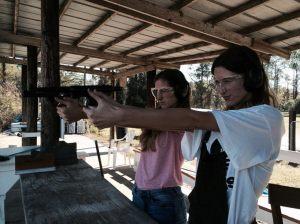 gun sisters